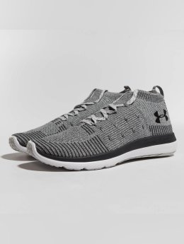 Under Armour Tennarit Slingflex Rise Running harmaa