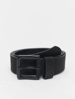 Urban Classics Cinturón Fake negro
