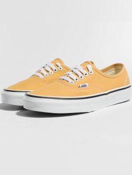 Vans Сникеры UA Authentic желтый