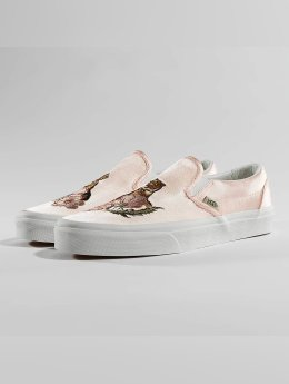 Vans Baskets UA Classic Slip-On DX California Souvenir rose