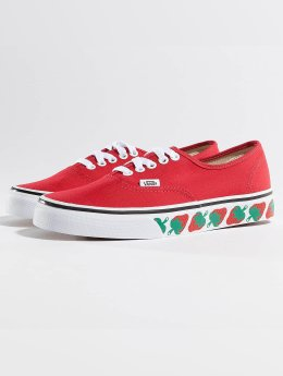 Vans sneaker Authentic Strawberry Tape rood