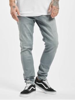2Y Облегающие джинсы Tim  серый