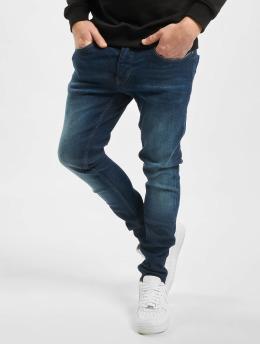 2Y Облегающие джинсы Refik  синий