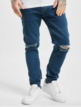 2Y Облегающие джинсы Quentin  синий