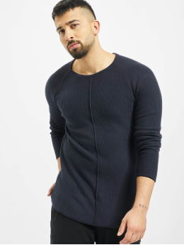 2Y Пуловер Birch синий