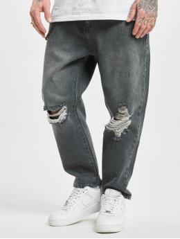 2Y Antifit jeans Davenport  grå