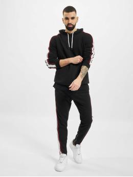 2Y Anzug Hooded  schwarz