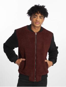 2Y College Jackets Finn College czerwony