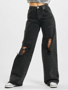 2Y Jean large Tala  noir