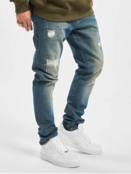 2Y Jean slim Time bleu