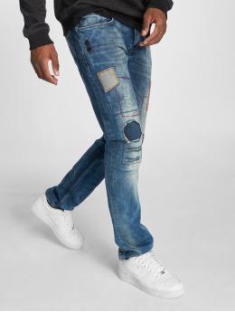 2Y Jeans ajustado Premium azul
