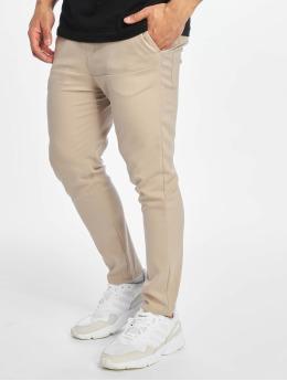 2Y Látkové kalhoty Gismo  béžový