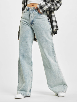 2Y Løstsittende bukser Eliana  blå