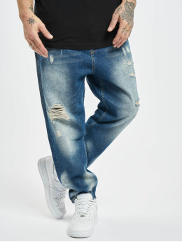 2Y Loose Fit Jeans Zion blue