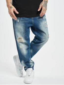 2Y Loose Fit Jeans Zion niebieski