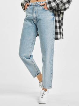 2Y Mom Jeans Aylin blau