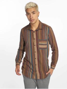 2Y overhemd Harper bruin