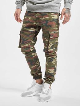 2Y Pantalon cargo Robin  camouflage