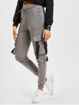 2Y Pantalon cargo Wally  gris