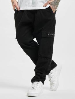 2Y Pantalon cargo Waterbury  noir