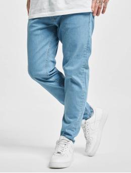 2Y Premium dżinsy przylegające Renton  niebieski