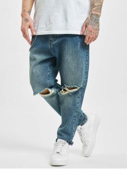 2Y Premium Dżinsy straight fit Peoria  niebieski