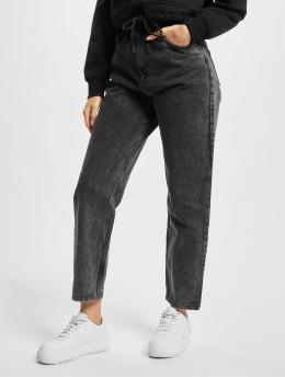 2Y Premium Mom Jeans Charlotte schwarz