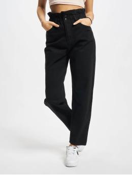 2Y Premium Mom Jeans Clara schwarz