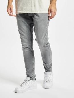 2Y Premium Slim Fit Jeans Bahar šedá