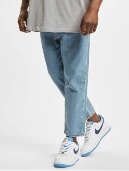 2Y Premium Straight Fit Jeans Fremont  blå