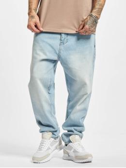 2Y Premium Straight Fit Jeans Hakan blau