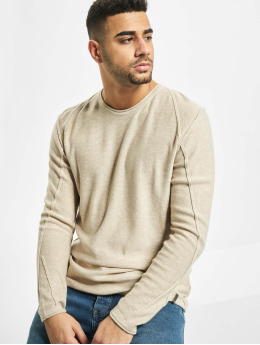 2Y Pullover Maple beige