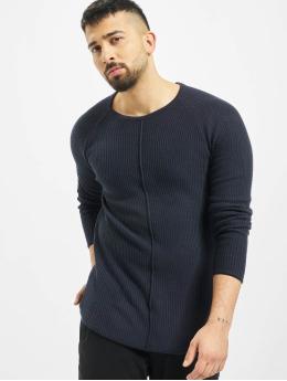 2Y Pullover Birch blau