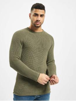 2Y Pullover Branch khaki