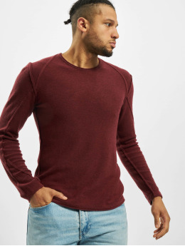 2Y Pullover Holly red