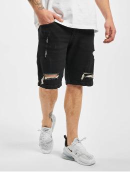 2Y Shorts Kota  schwarz