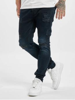 2Y Skinny Jeans Cedric  blau