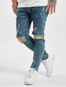 2Y Skinny jeans Miro  blauw