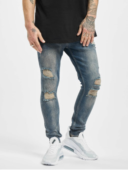 2Y Skinny Jeans Adam  niebieski