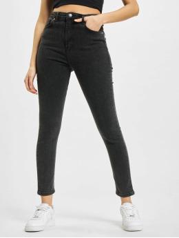 2Y Skinny Jeans Helena  schwarz