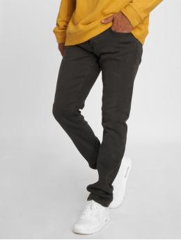2Y Slim Fit -farkut Slim musta