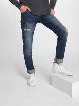2Y Slim Fit -farkut Len sininen