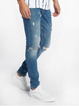 2Y Slim Fit -farkut Douglas sininen