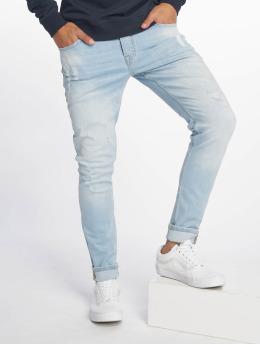 2Y Slim Fit -farkut Kenny sininen