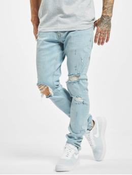 2Y Slim Fit -farkut Norman sininen