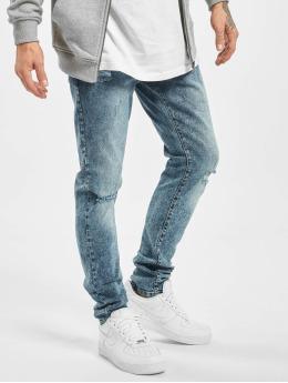 2Y Slim Fit -farkut Kjell  sininen
