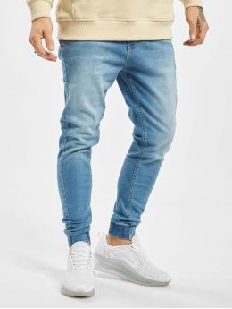 2Y Slim Fit -farkut Jaden  sininen