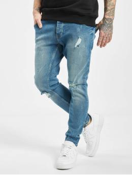 2Y Slim Fit -farkut Berk sininen