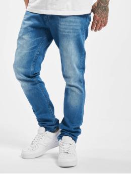 2Y Slim Fit -farkut Silvio  sininen