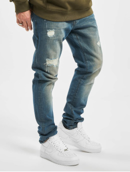 2Y Slim Fit Jeans Time blå